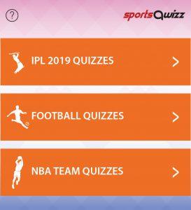 sportsqwizz Quiz